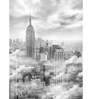 Foto tapeta: New York u magli - 254x184 cm