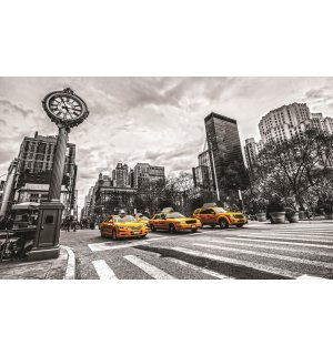 Foto tapeta: New York (Taxi) - 184x254 cm