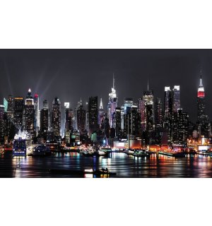 Foto tapeta: Noćni New York (2) - 184x254 cm