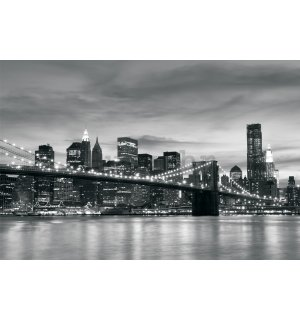 Foto tapeta: Brooklyn Bridge - 184x254 cm