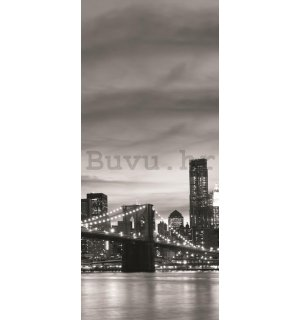 Foto tapeta samoljepljiva: Brooklyn Bridge - 211x91 cm