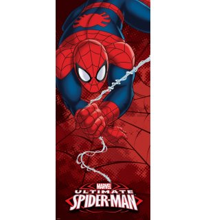 Foto tapeta: Spiderman (4) - 211x91 cm