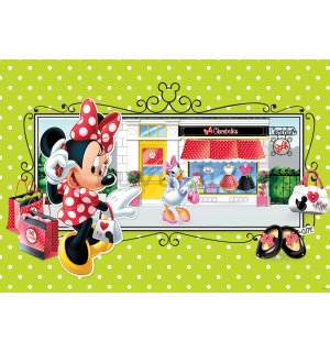 Foto tapeta: Minnie Mouse - 184x254 cm