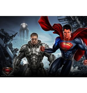 Foto tapeta: Superman - 184x254 cm