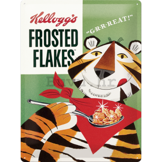 Metalna tabla - Frosted Flakes