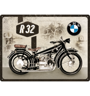 Metalna tabla - BMW R32