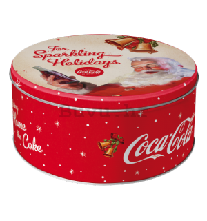 Metalna doza - Coca-Cola (For Sparkling Holidays)
