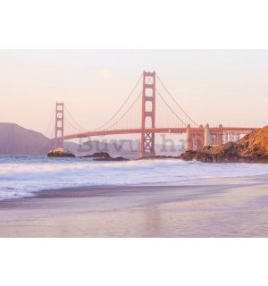 Foto tapeta: Golden Gate Bridge (4) - 254x368 cm