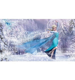 Foto tapeta Vlies: Frozen (Snow Queen) - 184x254 cm