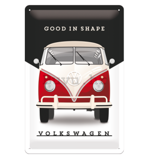 Metalna tabla - Volkswagen (Good in Shape)