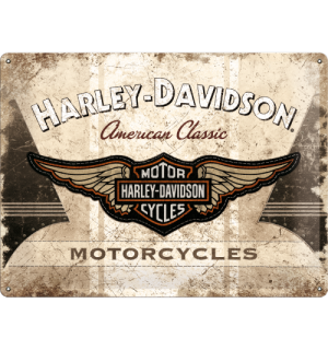 Metalna tabla - Harley-Davidson Motorcycles