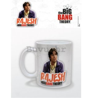 Šalica - The Big Bang Theory (Rajesh)