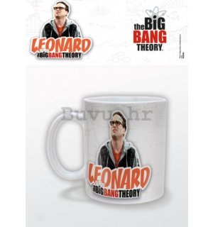 Šalica - The Big Bang Theory (Leonard)