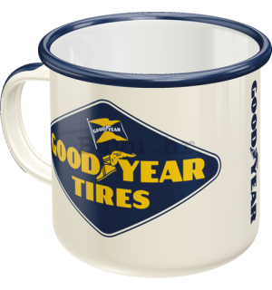 Metalni lonac - Good Year Tires