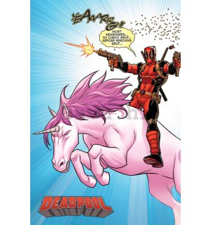 Poster - Deadpool (Unicorn)