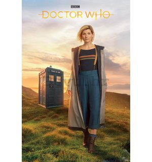 Poster - Doctor Who (13th Doctor)