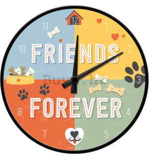 Retro sat - Friends Forever