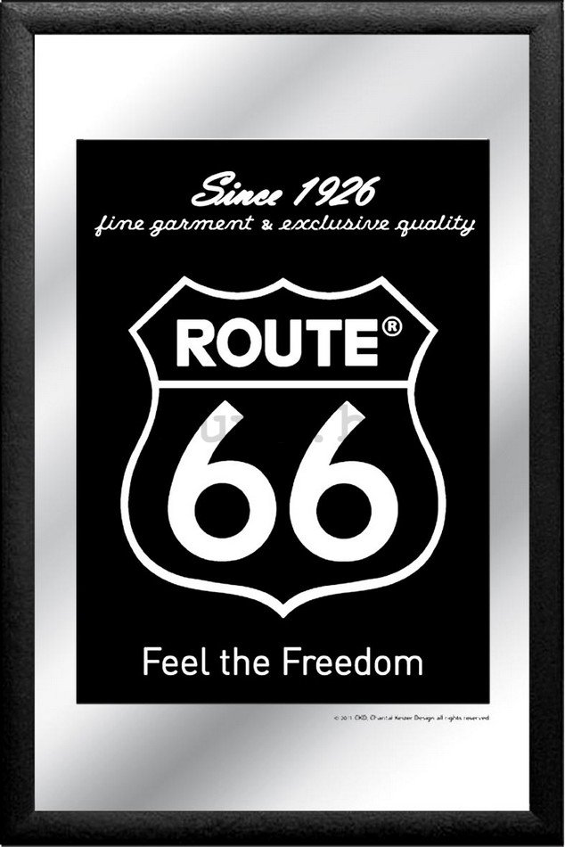 Ogledalo - Route 66 (Feel the Freedom since 1926)