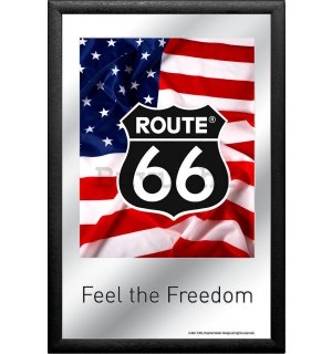 Ogledalo - Route 66 (Feel the Freedom)