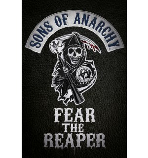 Poster - Sons of Anarchy (Fear the Reaper)