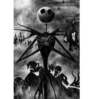Poster - Nightmare Before Christmas (Storm)