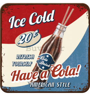 Set podmetača 2 - Ice Cold Cola
