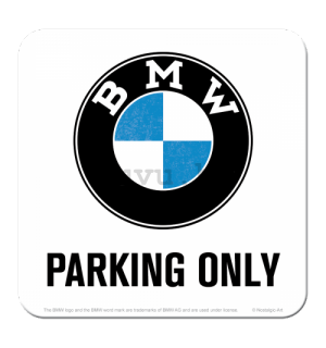 Set podmetača 2 - BMW Parking Only