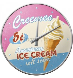 Retro sat - Ice Cream