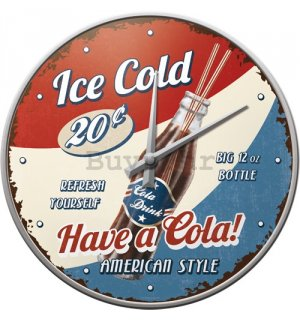 Retro sat - Ice Cold