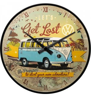 Retro sat - VW Let's Get Lost