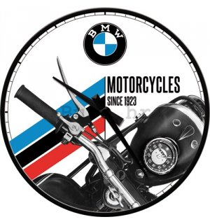 Retro sat - BMW (Motorcycles since 1923)