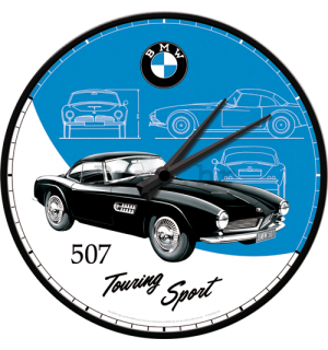 Retro sat - BMW (507 Touring Sport)