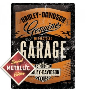 Metalna tabla - Harley-Davidson Garage (Special Edition)
