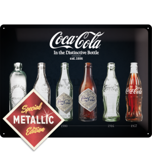 Metalna tabla - Coca-Coca boce (Special Edition)