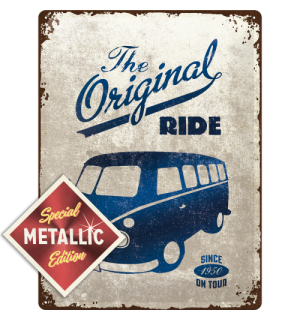 Metalna tabla - VW The Original Ride (Special Edition)