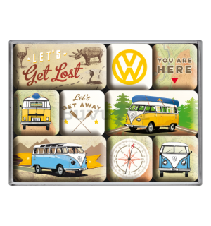Set magneta - VW Get's Lost
