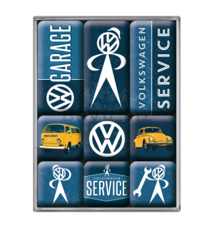 Set magneta - VW Garage & Service
