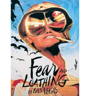 Poster - Fear And Loathing In Las Vegas