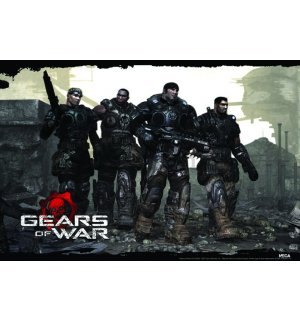 Poster - Gears of War