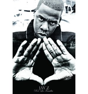 Poster - JAY Z (ROC)