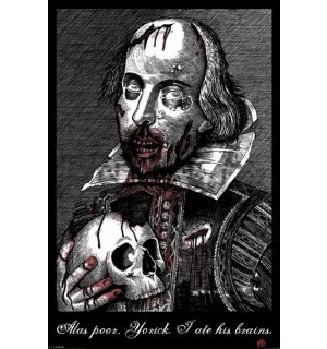 Poster - Zombie Shakespeare