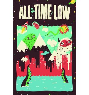 Poster - ATL (Monsters)