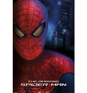 Poster - The Amazing Spiderman (Face)
