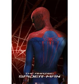 Poster - The Amazing Spiderman (Back)