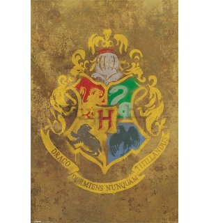 Poster - Harry Potter (grb)