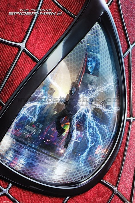 Poster - Amazing Spiderman 2 (oko)