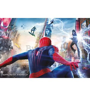 Poster - Amazing Spiderman 2 (bitka)