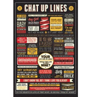 Poster - Chat Up Lines (2)