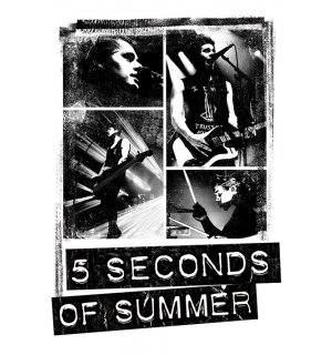 Poster - 5 Second of Summer (2)