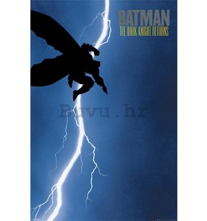 Poster - Batman The Dark Knight Returns